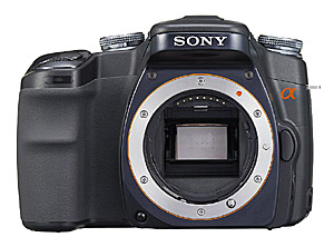 Sony DSLR A100 KB body